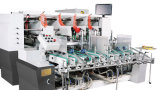 Dobrador automático Gluer/caixa do papel ondulado que cola a máquina (DG-2800)