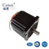Motor de pasos de la máquina del laser (86SHD4501-30B) con el ángulo del paso de progresión de 1.8 grados, motor de escalonamiento industrial NEMA34 del funcionamiento liso con RoHS