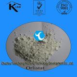 Polvo esteroide Tetrahydrolipstatin Orlistat para el tratamiento CAS de la obesidad: 96829-58-2