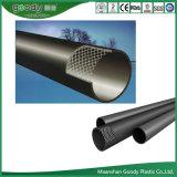 Stahlmaschendraht verstärktes HDPE Composited Wasserversorgung-Rohr-im Freien industrielles Tiefbautrinkwasser-Zubehör-Rohr