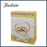 Nach Maß mit heißem stempelndem Hochzeits-Einkaufen-Geschenk-Papierbeutel