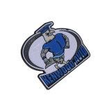새겨진 단추 자석 기장을 인쇄하는 둥근 디자인 로고