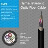 Gyfzy/Gyzaの屋外のFlame-Retardantアルミニウム視覚のファイバーケーブル