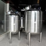 Acero inoxidable de alta calidad de depósito de agua para la alimentación