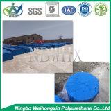 Pâte bleue de couleur pour l'amine d'additifs de mousse d'unité centrale