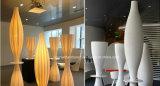 El Corian Translucet diseñador elegante lámpara de suelo