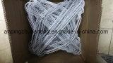 Brides de fixation de fil en métal de couche d'animal familier pour la blanchisserie