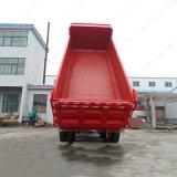 Sinotruk HOWO 6X4 30t 팁 주는 사람 또는 쓰레기꾼 트럭 사용된 트럭