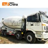 Gute Qualität 8 Kubikmeter-Betonmischer-LKW für Verkauf