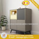 Sala 4 Gavetas cestos de tecidos de armário de madeira (HX-8ª9275)