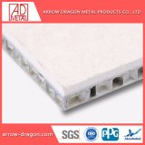 Marble Ignifugação Anti-Seismic folheado de pedra de alumínio alveolado painéis para revestimento de paredes interiores exteriores