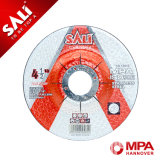 Вырезывание колеса Sali профессиональное для стали Stainelss