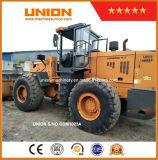 Используется колесный погрузчик Lonking LG двигатель Weichai855D с 5 тонн