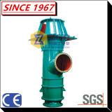 Bomba de fluxo axial vertical de eficiência elevada com motor do motor