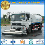 4X2 Dongfeng Road Sweeper chariot avec lavage haute pression