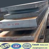 1.2083 Chapa de aço inoxidável/placa do molde plástico laminado a alta temperatura