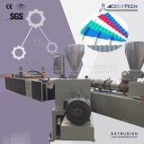 Chaîne de production d'extrusion de tuile de toiture de trapèze de PVC