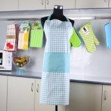 O logotipo personalizado 100% algodão avental de cozinha