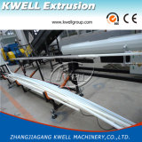 Ligne d'extrusion de pipe/pipe en plastique de la production Line/PE/PPR faisant la machine