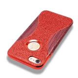 ウエストデザインiPhone8のための電気版の流砂TPUの携帯電話の箱