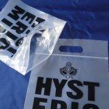 Saco personalizado reusável da embalagem do presente do PE da impressão da alta qualidade