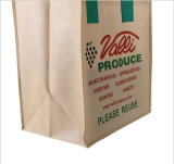 ハンドルが付いているNon-Woven物質的なEcoの非編まれたショッピング・バッグ
