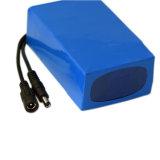 LEDライトのための再充電可能な12V 6600mAh 18650のリチウム電池のパック