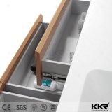 販売のための白い浴室用キャビネットの洗面器