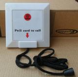 Кнопка колокола аварийного вызова стационара для шнура тяги комнаты ванны
