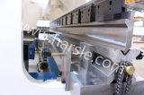 Macchina piegatubi 2016 di Nc del sistema di Estun della pressa del piatto idraulico del freno