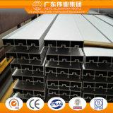 Aluminiumprofil der schiebetür-6063 T5 mit TUV-Bescheinigung