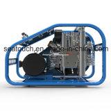 Compressor de ar portátil Scba para aparelhos respiratórios