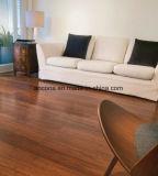 Suelo de bambú tejido hilo manchado barato con alta calidad