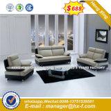 Muebles de hogar Oficina moderna sala de estar sofá de cuero (UL-CSN409)