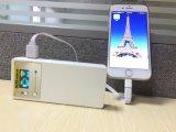 Côté neuf de pouvoir de téléphone mobile de modèle de Danpon avec l'écran OLED et le laser vert