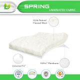 100% Lab testificado de chinches de cama impermeable a prueba de 6 lateral del colchón Encasement
