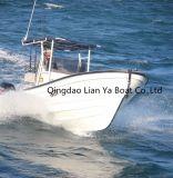 Шлюпка Panga стеклоткани шлюпки скорости пассажира Liya 25FT для рыболовства