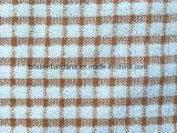 L'abitudine dei prodotti dell'OEM controlla il tovagliolo di cucina del cotone il TC CVC Terry del jacquard