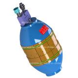 Малый диаметр внутреннего зажима трубопровода: Вес (не включают в себя гусеничный) 34кг