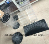 Acrylverkaufsmöbel/praktische Acrylspeicherbildschirmanzeige mit Verschluss