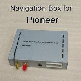 Rectángulo auto de la navegación de los multimedia del androide 6.0 para el reproductor de DVD pionero con WiFi