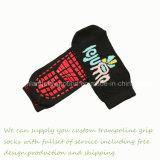 Traumland-Qualitäts-Trampoline-Griff-Socken für Verkaufs-rutschfeste Unisexsocken