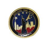卸売はSouveniur Custromデザイン金属の名誉の硬貨を浮彫りにした