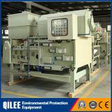 De kleine Fabrikant van de Pers van de Filter van de Riem van het Roestvrij staal voor de Behandeling van het Afvalwater