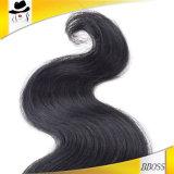 高品質の人間のペルーの毛はRemyの毛である