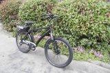 26インチ山のEバイクの後部モーター