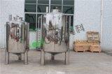 Piccolo serbatoio del depuratore di acqua dell'acciaio inossidabile 250 litri