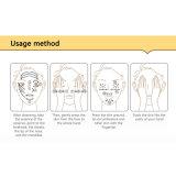 Увлажняющий и отбеливает кожа лица 24K холодной суть лосьон для тела