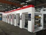 Stampatrice di incisione di controllo di calcolatore piccola e macchina ad alta velocità della stampa di Roto della pellicola di BOPP