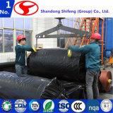 Shifeng ha tuffato il tessuto del cavo della gomma del nylon 6